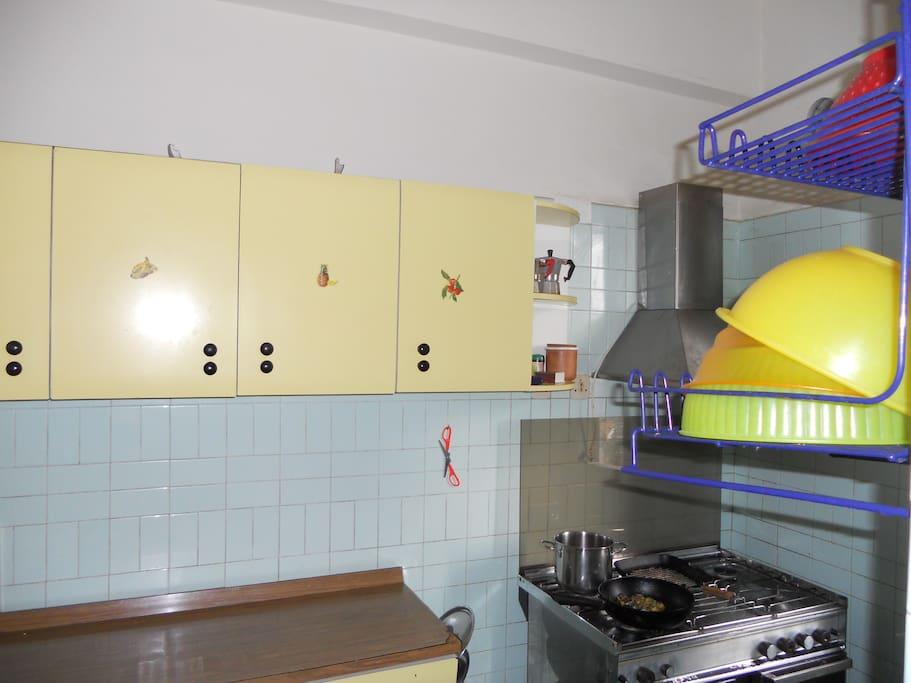kitchen cucina