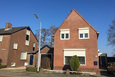 beautiful house near Amsterdam. - Zwaanshoek - Casa