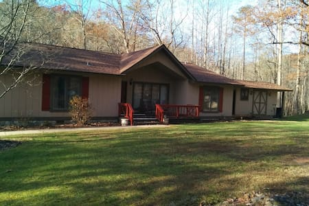 Secluded Getaway Upstate Foothills - Pickens - Hus