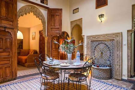 Magnifique Riad pour tous - Salé - Casa
