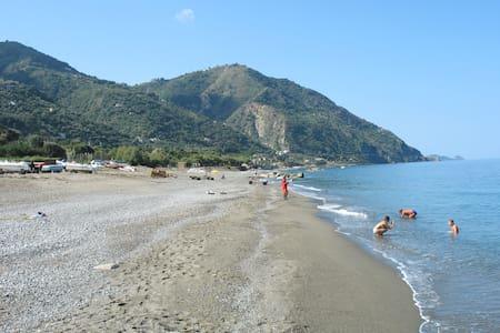 Calanovella beach , fantastic sea. - Apartmen