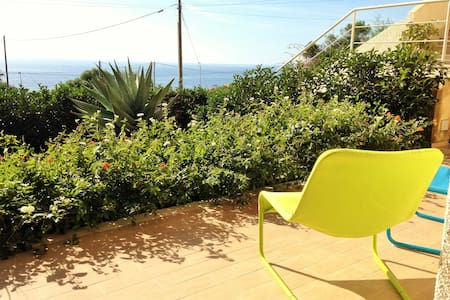 HOUSE WITH SEA VIEW AND GARDEN - Plemmirio