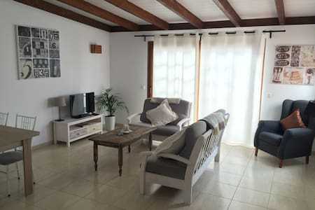 Stunning Apt 20 meters to beach! - Bungalow