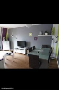 chambre 2 personnes - Apartment