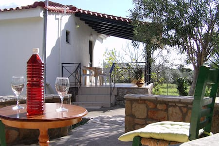 Marko's Cottage in Voidokilia - Villa