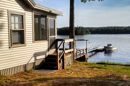Sebago Lake Basin - Waterfront Dock - Windham - Casa