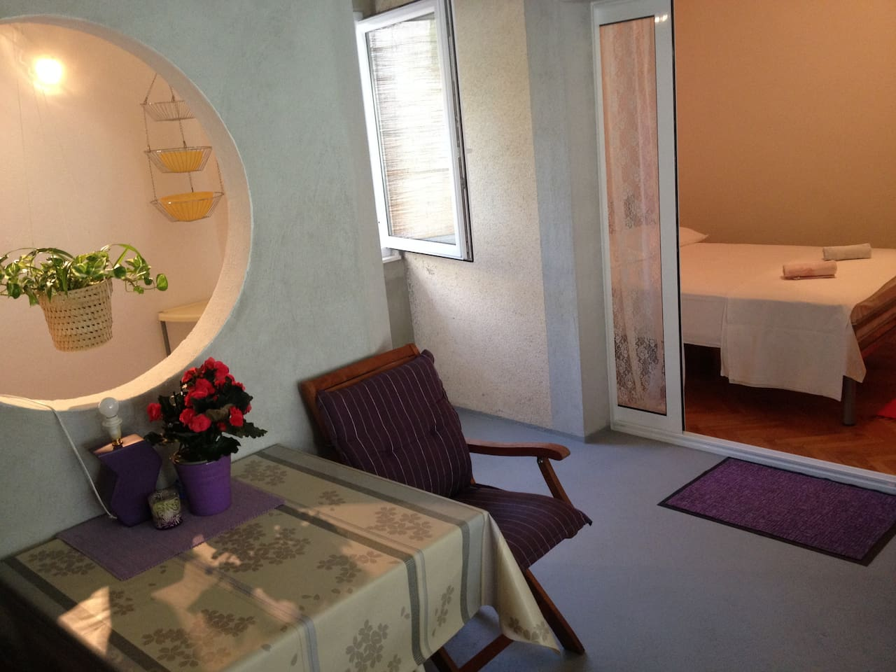 Cute apartment perfect for couples