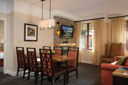 2 bed Marriott's Timber Lodge