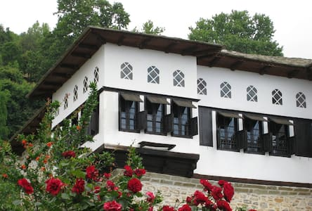 18th-century mansion (triple room) - Vizítsa
