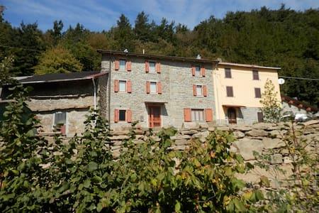 Camere in rustico ristrutturato - House