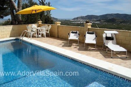 Villa - Stunning Views Private Pool - Ador