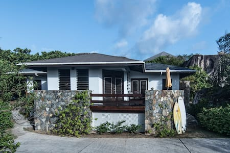 Charming 2 bed cottage at the Baths - Casa