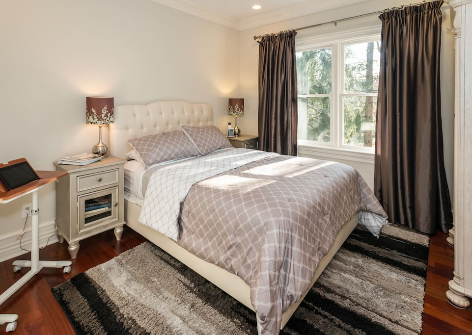 Guest room suite.