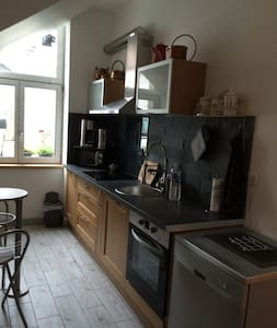 appartement independant - Châtenay-sur-Seine - Appartement