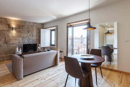 """BO - Sá de Noronha With Balcony """"3 Back"""" - Apartamento"""