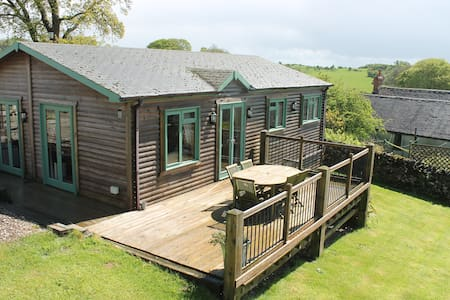 Spacious lodge in the Peak District - Brassington - Hytte