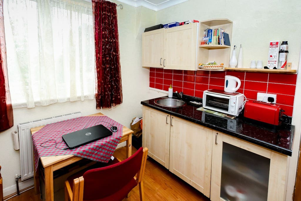 LOVELY & COZY ROOM WITH KITCHENETTE