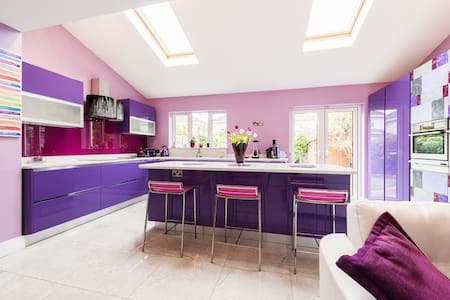 Beautiful refurbished home, - House
