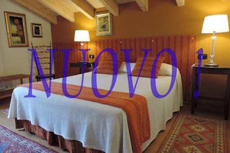 "HOME FEELING at ""la Collina"" - Varese - Bed & Breakfast"