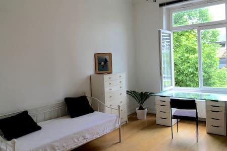 Jugendstil in Uhlenhorst - Hamburgo - Apartamento