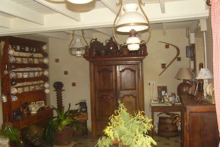 Chambre meublé chez l habitant FRB - Maison écologique