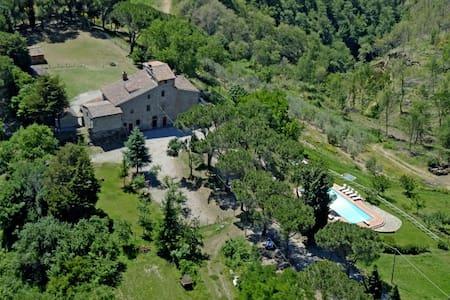 Il Berneto - Monteleone d'Orvieto - Villa