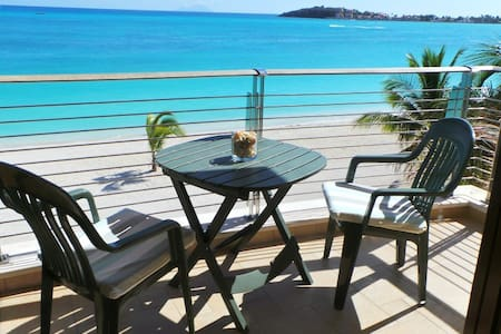 LUXURY BEACHFRONT 2 BEDROOM CONDO - Philipsburg
