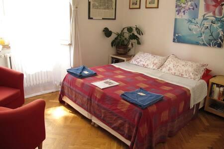 Room Trastevere cf. Lonely Planet