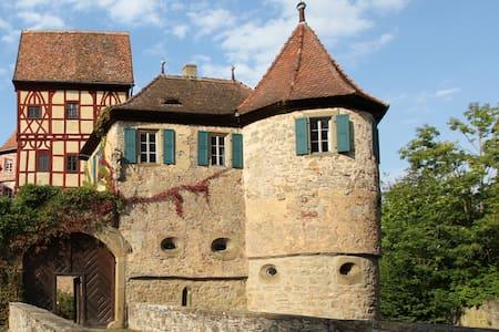 Falkennest für Verliebte auf Reisen - Unsleben - Castle