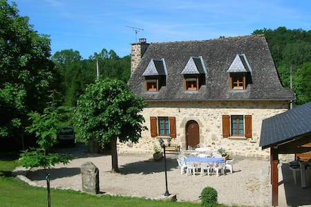 Stone house built 18 th century - Ev
