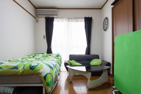 Cozy & Quiet Chiba apartment(share)