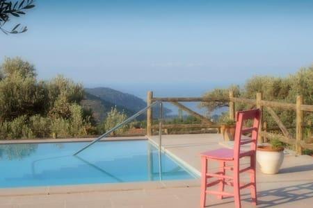 Private villa and pool near beach.  - Datça - Villa