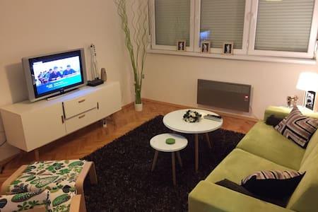 Sasha's place - Banja Luka - Wohnung