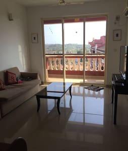 Chaudi Luxury 1 Bedroom apartment - Canacona