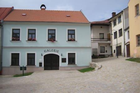 Private Suite in Rustic Polna Home - Polná - Apartment