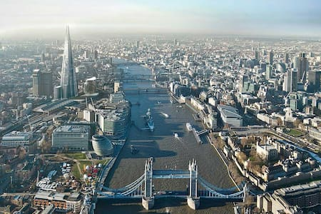 2 bedroom apartment @ Tower Bridge - Londres - Pis