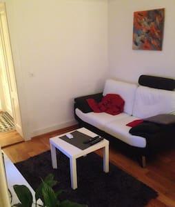 Belle chambre meublée à Montreux - Appartement