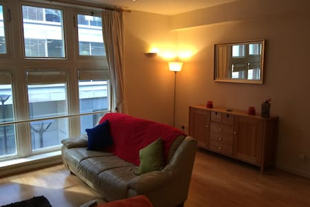 Luxury 2 bedroom apartment in fabulous location - Appartement