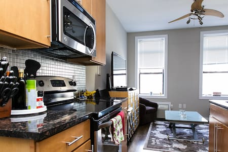 Private Floor in Duplex-mins to NYC