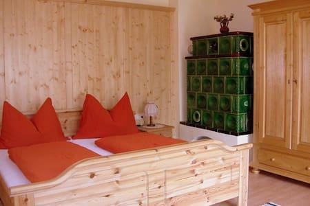 Schmiedhaus/APT Rosenalm, 2-3 Per. - Aschau im Zillertal - Appartement