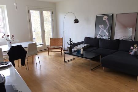 Cosy apartment with great location in Copenhagen - Frederiksberg - Apartment