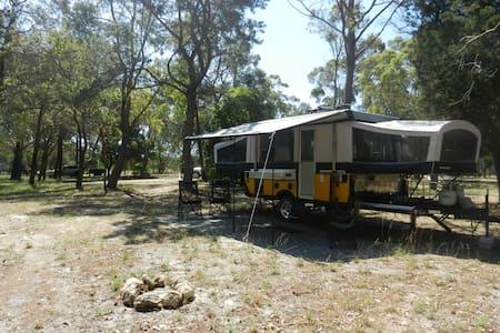 Luxury Camp Trailer-StunningAcreage - Furnissdale - Casa sull'albero