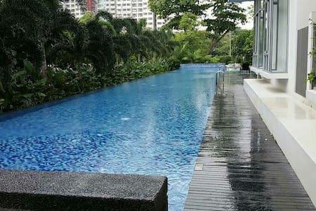Simple n Cosy Bed @InnercityCondo - Singapur - Wohnung