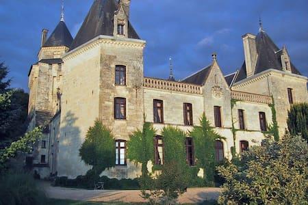 Arsac room in the castle - Ternay