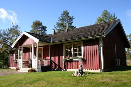 Celebrate Christmas and New Year in our cottage. - Tranås  - Haus