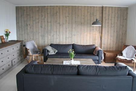 Husdrøm, en time fra Oslo ved sjøen - Filtvet - Huis