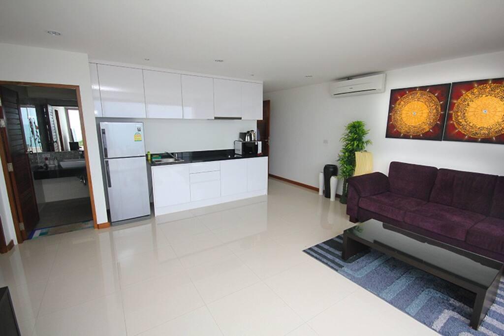 luxury apartment in Lamai Ko samui