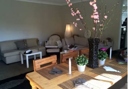 Comfort place to stay in Sydney - Meadowbank - Apartment