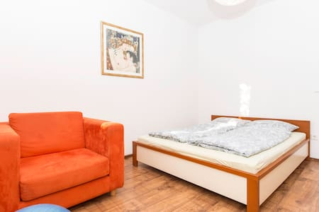 modern 2BD, central but calm - Sarajevo - Apartment