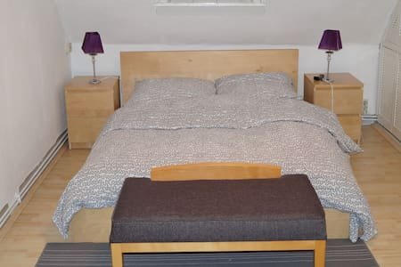 fully furnished room in Braunschwei - Daire